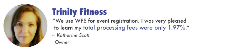 event registration testimonial